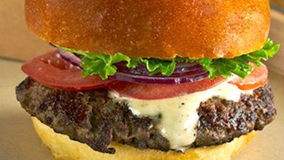 The Chop House Burger at Chop House Burger