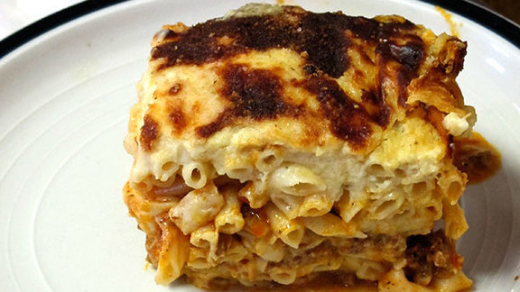 Pasticcio at Nick's Food To Go