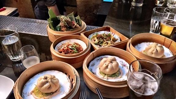 Dumplings! at DaiLo