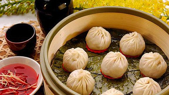 Dim sum at Kirin Mandarin Restaurant