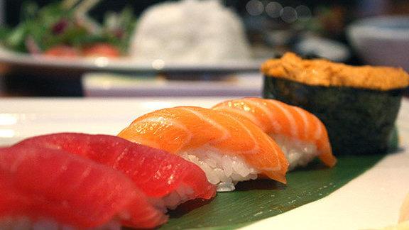 Omakase at Sushi Sam's