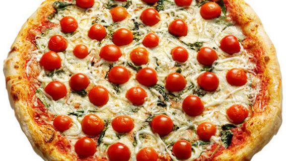 Pizza at Pizzeria Regina
