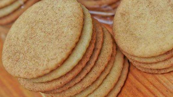 Snickerdoodles at Michael's Cookie Jar