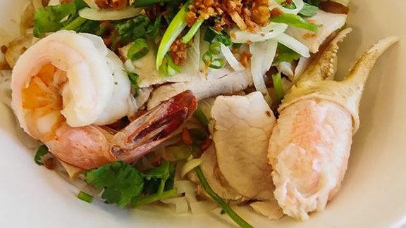 #46 special Dalat at Ɖà-Lạt Cafe Restaurant