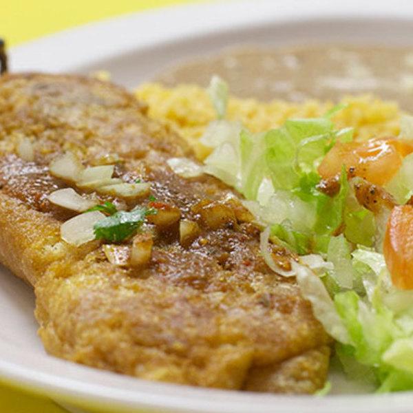 Medium chile relleno el taco de mexico wb