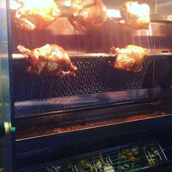 Merriman grill