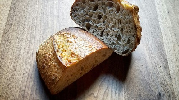 Sourdough... at Aster