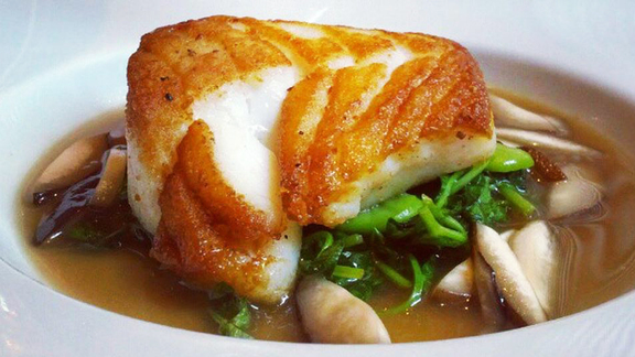 Any dish at Le Bernardin