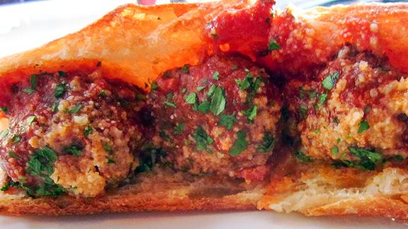 Chef David Chang reviews Veal and Ricotta Meatballs at Terroir