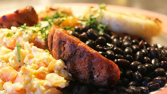 Chef Josh Buehler reviews Venezuelan brunch at