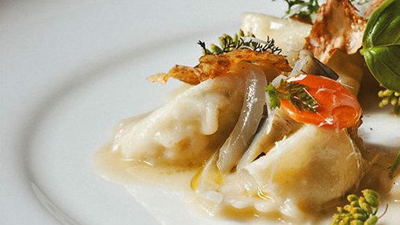 Chef David Myers reviews Pasta at SPQR