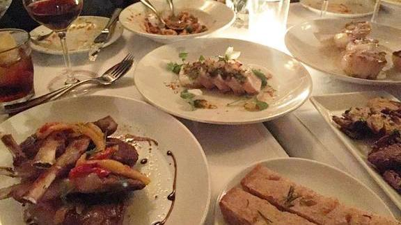 Chef Justin Yu reviews Multi-course meal at MINA Test Kitchen