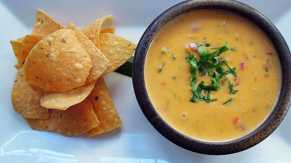 Chile con queso at Tacolicious