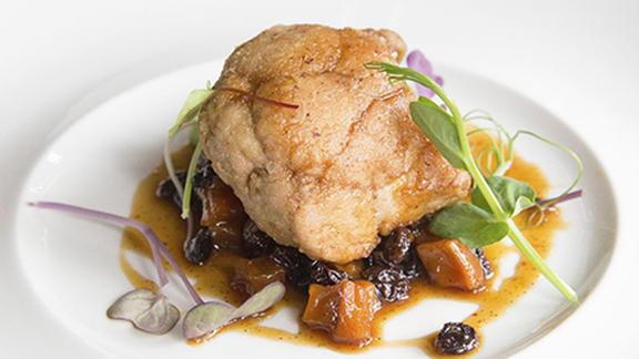 Chef Ming Tsai reviews Sweetbreads at