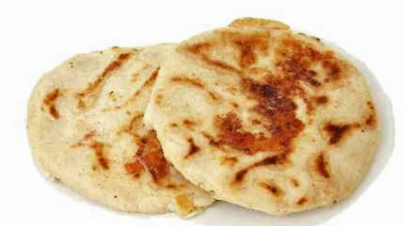 Chef Jesse Griffiths reviews Pupusa de loroco at