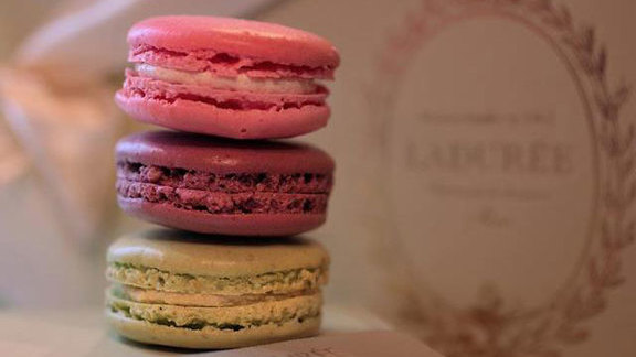 Chef Takashi Inoue reviews Macarons at