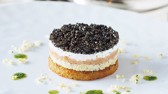 Caviar at Michael Mina
