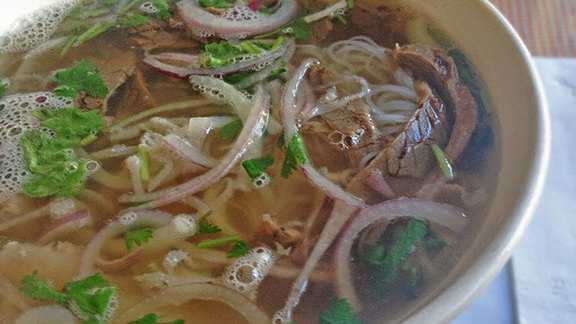 #5 phở bò at Pho Bang