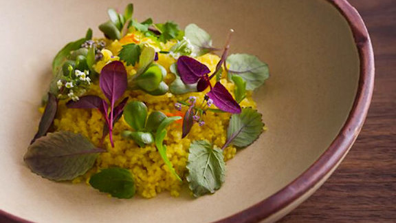 Couscous at Mourad