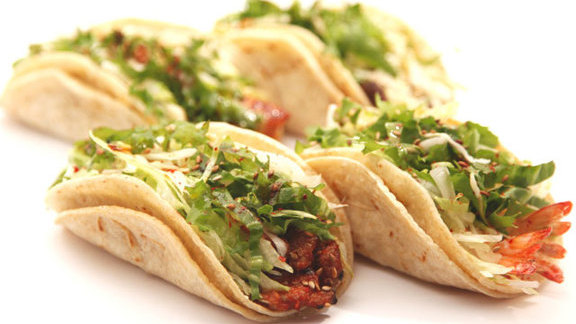 Chef Paul Fehribach reviews Korean BBQ tacos at