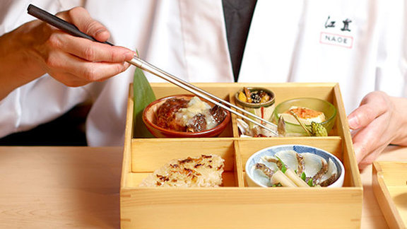 Chef Michael Schwartz reviews Bento box at