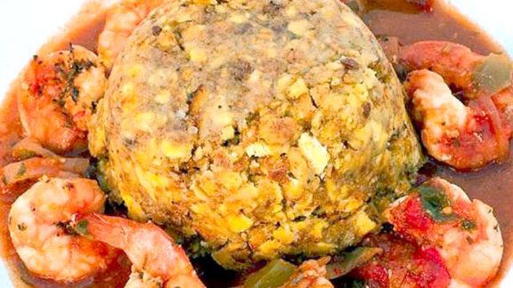 Chef Michael Bloise reviews Mofongo at