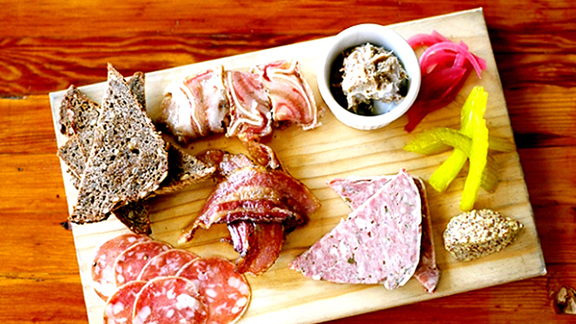 Chef Gregory Denton reviews Charcuterie at