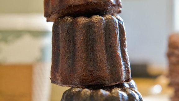 Canelé at Floriole Cafe & Bakery