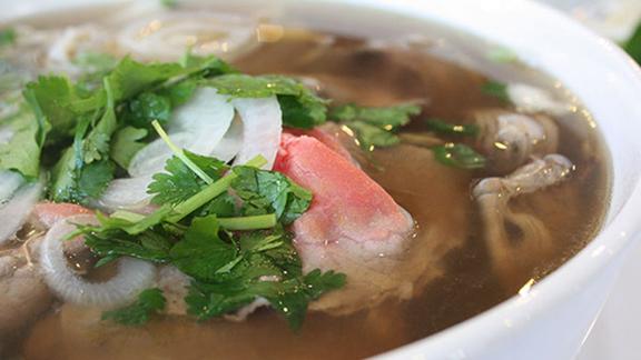 #13 phở at Pho Hung