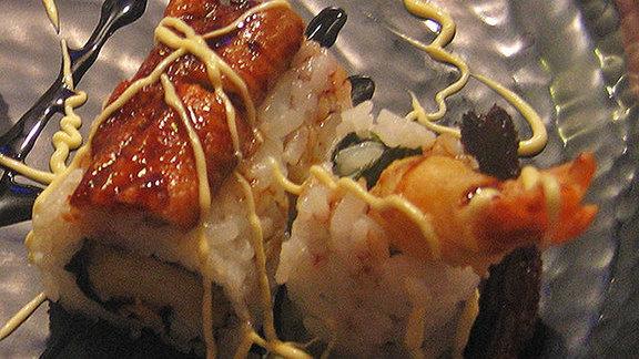 Sushi at Toro Sushi