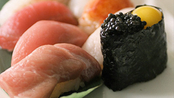 Omakase at Yama Sushi
