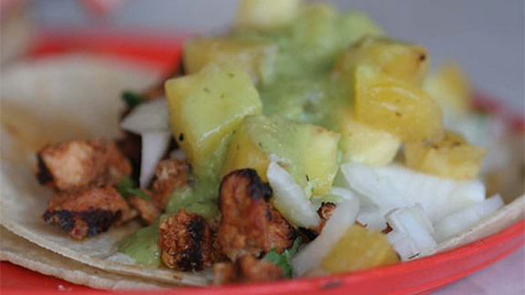 Chef Sisha Ortuzar reviews Tacos de lengua at