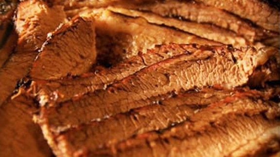 Chef Michael Lomonaco reviews Brisket at