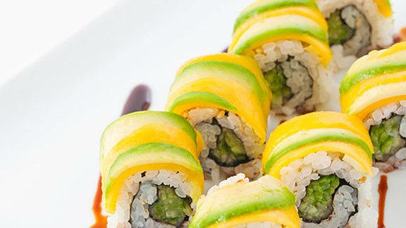 Omakase sushi at 1 or 8