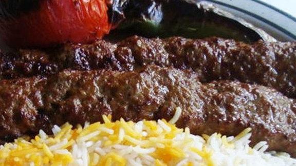 Koobideh (Luleh Kabob) at Raffi's Place
