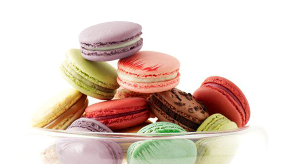 Macarons at 'Lette Macarons