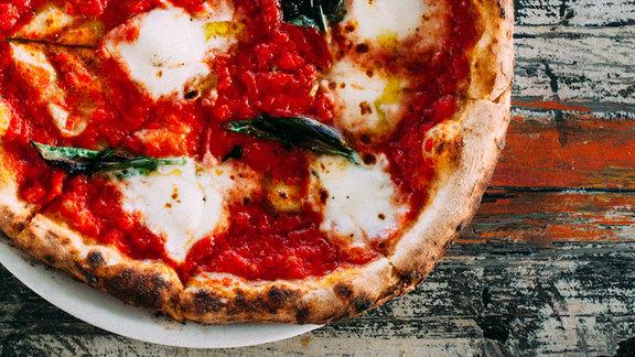 Pizza at Bantam