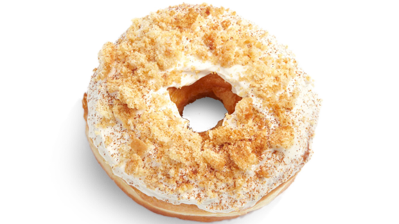 'Toast and butter' doughnut at Glory Hole Doughnuts