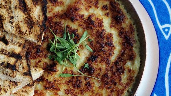 Chef Jill Barron reviews Brandade de Morue at