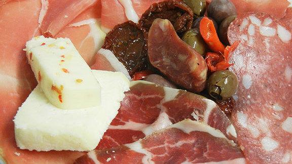Prosciutto e Rucola at Spacca Napoli