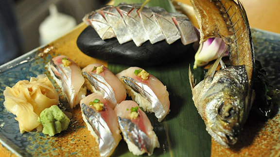 Chef Michael Kornick reviews Aji at