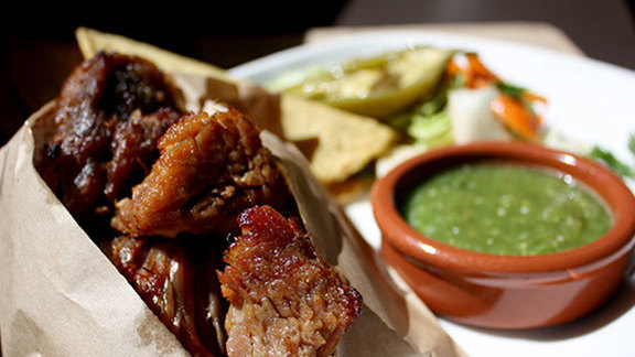 Chef Alicia Jenish reviews Carnitas at Nopalito