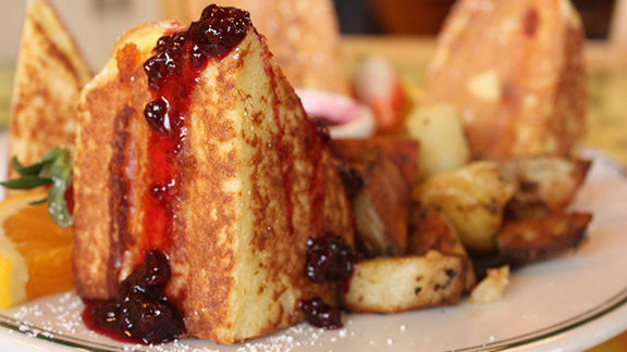 Chef Anamika Khanna reviews Monte Cristo at