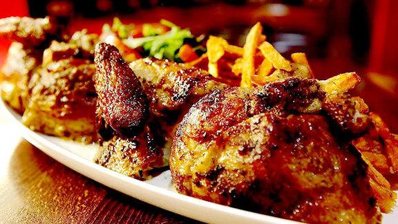 Pollo a la Brasa at Limon Rotisserie