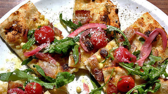 Chef Melissa Perello reviews Flatbread at Nopa