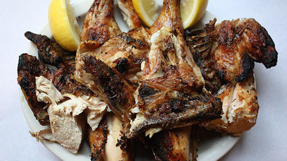 Chef Kim Alter reviews Whole chicken at