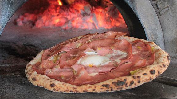 Pizza at Prima Kailua