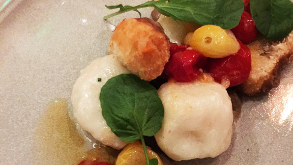 Ricotta Gnudi at Trestle