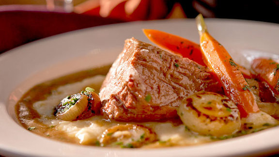 Chef Aaron Russell reviews Daily specials at