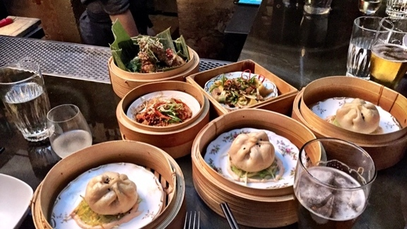 Chef Scott Vivian reviews Dumplings! at